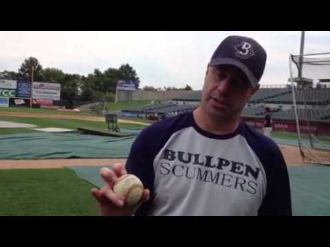 Joe Gannon Talks About His Knuckleball