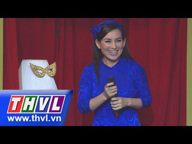 THVL   Ca sĩ giấu mặt - Tập 14: Ca sĩ Phi Nhung l Vòng 3: Trách ai vô tình