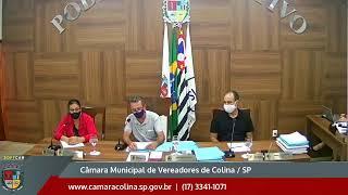 Câmara Municipal de Colina - 19ª Sessão Ordinária 07/12/2020