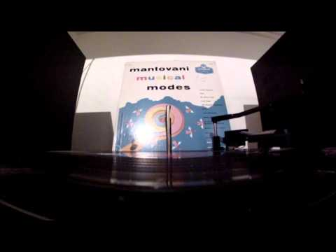 Mantovani - Musical Modes on Vinyl