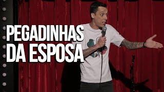 PEGADINHAS DA ESPOSA - NIL AGRA - STAND UP COMEDY