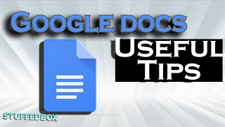 Google Docs Tips Wнen You Are On a RUSH