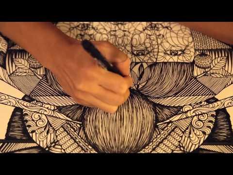 Papercraft Paper-cut artist Hiromi Moneyhun