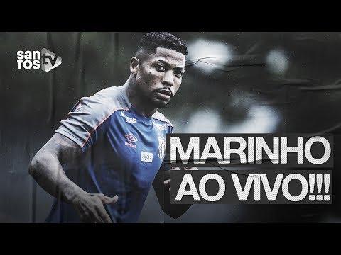 MARINHO | COLETIVA AO VIVO (16/07/19)