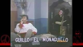 Gambar cover ¡Qué feo Mateo! - Guillo el Monaguillo y el pañuelo.