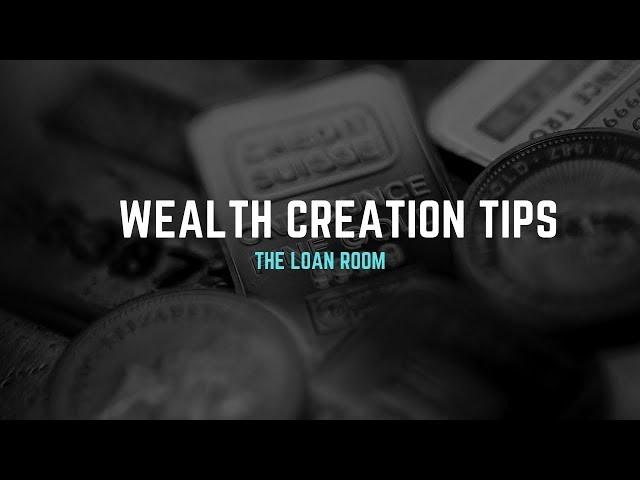 Wealth Creation Tips (Australia)
