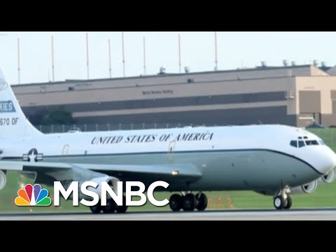 Trump Dismantles Decades-Old Surveillance Treaty Irreparably On His Way Out The Door | Rachel Maddow