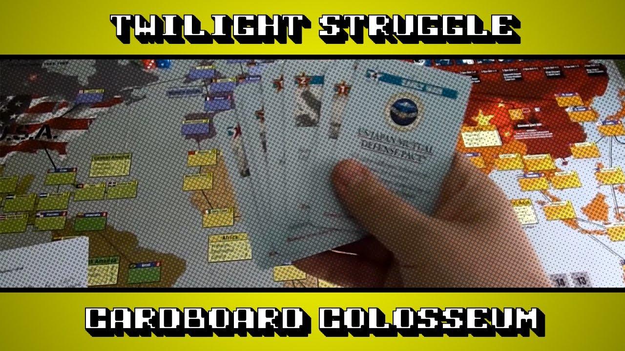 De top van Boardgamegeek: aflevering 1