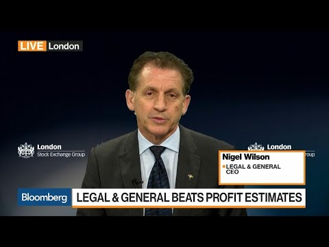 Legal & General CEO on Earnings, Investment Management Changes, Brexit
