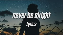 SEON - never be alright [prod. kado] (Lyrics / Lyric Video)
