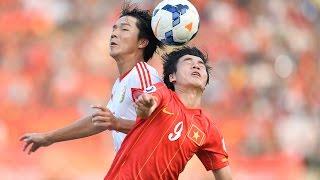 China PR vs Vietnam: AFC U19 Championship 2014 (Group Stage)