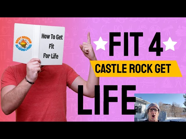 Castle Rock Get Fit 4 Life @ RMSDF
