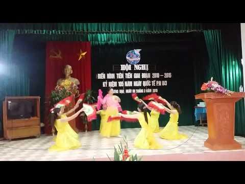 Múa Cây Trúc Xinh - Cay Truc Xinh- Hung Dao - Chi Linh - Hai Duong