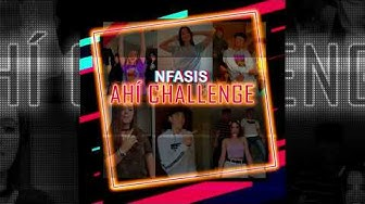 Nfasis - Ahí Challenge (Original Song)