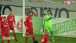 KICKERS OFFENBACH VS FC BAYERN ALZENAU