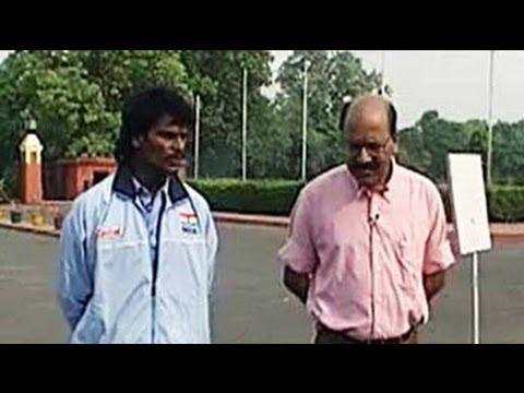Walk The Talk: Dhanraj Pillai (Aired: July 2003)