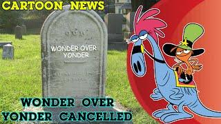 WONDER OVER YONDER CANCELLED?! [Cartoon News #1] (07/03/16)
