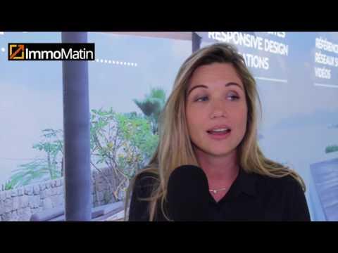 3 min avec Jennifer Lallau, Directrice Générale, Adapt immo