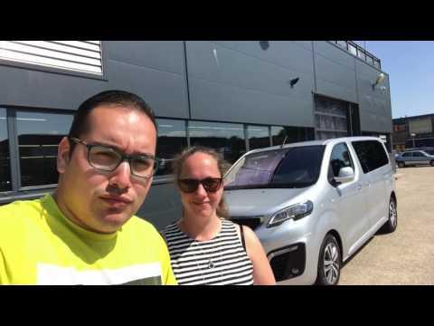 InstaAutoVlog Vlog! Real life gezinstest Peugeot Traveller.