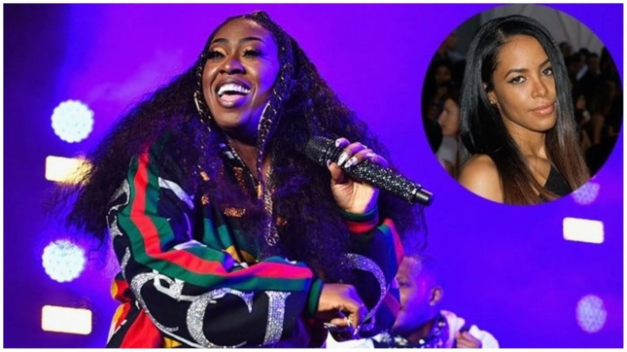 Missy Elliott Writes Touching Tribute to Aaliyah on 17th Anniversary of Her Death