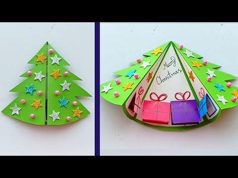diy-christmas-cards/handmade-christmas-greeting-cards/how-to-make-santa-greeting-card/christmas-card