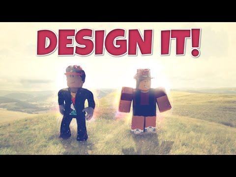 AM CASTIGAT LOCUL 1 !!   ROBLOX DESIGN IT