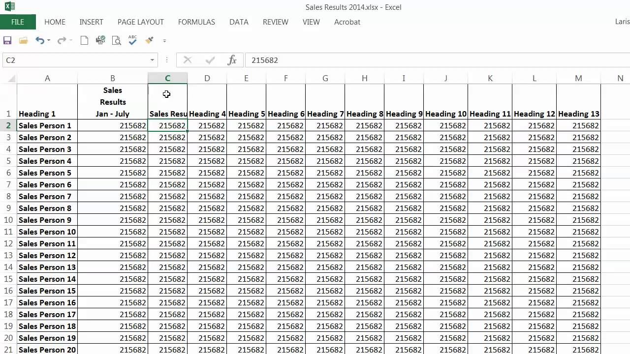 how to make a second line in an excel cell