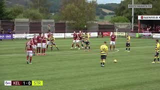 Kelty Hearts v Stranraer - cinch League Two 25/9/21