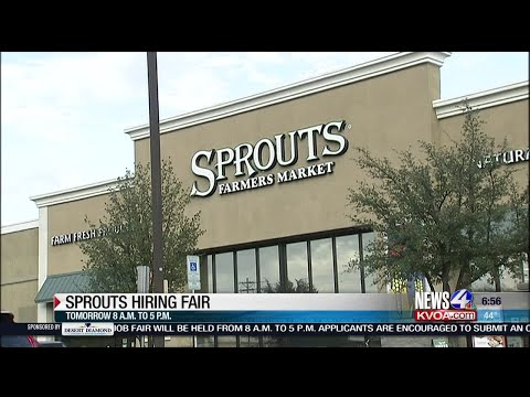 Sprouts Farmers Market looking for new employees