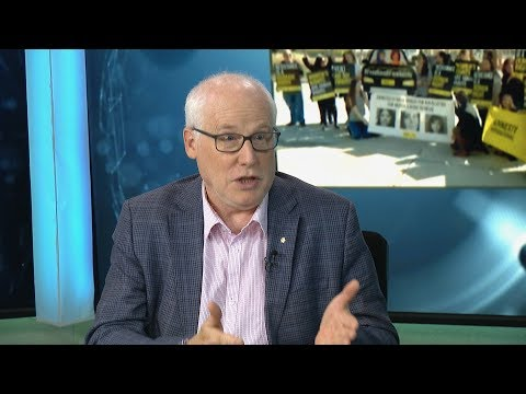 Canada-Saudi Arabia Tensions: Alex Neve