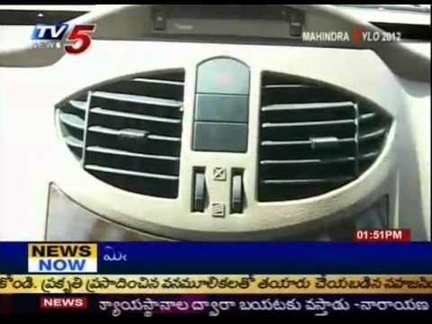 Mahindra Xylo 2012 In Speedo Meter (TV5) - Part 02