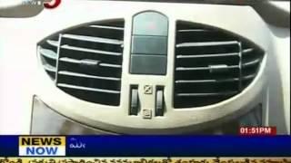 Mahindra Xylo 2012 In Speedo Meter (TV5) - Part 02