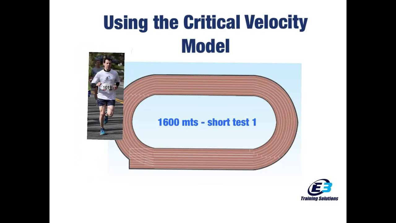 Field Testing to determine you running training paces