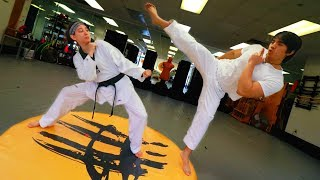 How to Defend in TKD Sparring