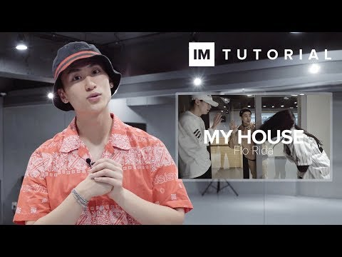My House - Flo Rida / 1MILLION Dance Tutorial
