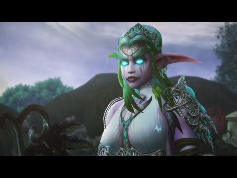 Legion - Val'sharah Cinematic #2