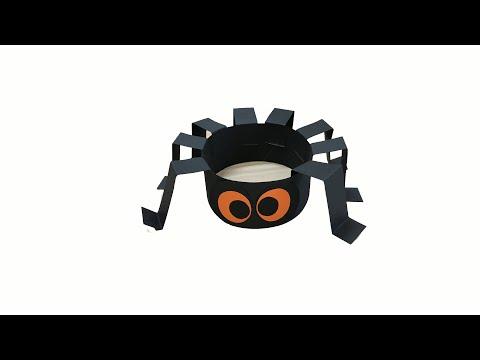 Easy Halloween Crafts for Kids | Halloween Craft Ideas | DIY Crafts