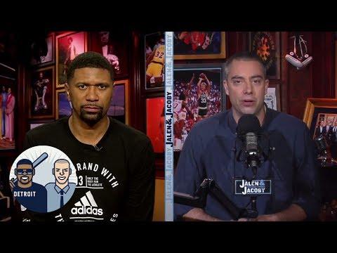 Jalen Rose says Cavaliers have quit on LeBron James | Jalen & Jacoby | ESPN