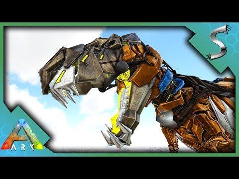 TEK REX BREEDING + MUTATIONS! - Ark: Survival Evolved [S4E139]