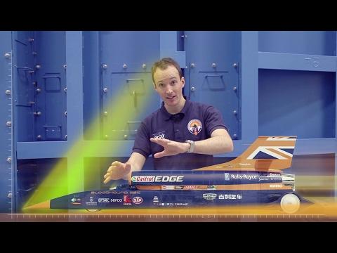Cisco BHTV: Supersonic shockwaves and aerodynamics