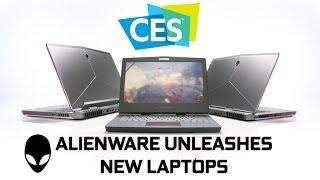 Alienware's new, powerful, GeForce® GTX 10-series laptops! - CES 2017