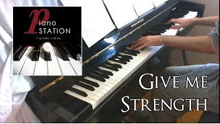 06. Give me Strength ~ played and composed by Moisés Nieto