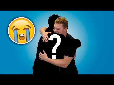 SURPRISING MY LONG LOST FRIEND (EMOTIONAL)