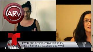 Se convirtió en mujer y quiere volver a ser hombre (2) | Al Rojo Vivo | Telemundo