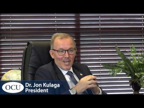 Ohio Christian University - Dr. Kulaga Interview Clip 6