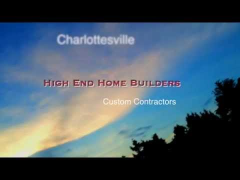 Best High End Home Builders Contractors Charlottesville Virginia http://www.AceContracting.com
