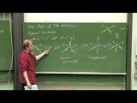 Lecture Catalytic Organometallics 2 Prof  G  Dyker 090414