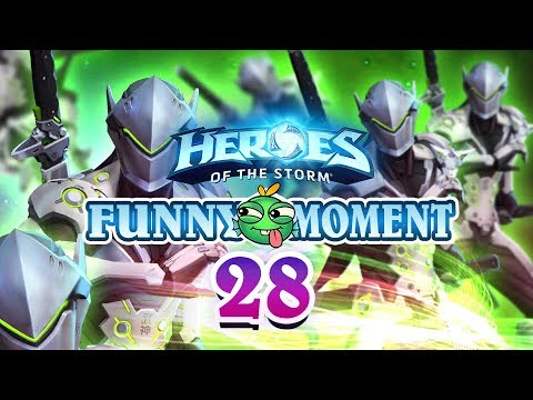 【Heroes of the Storm】Funny moment EP.28