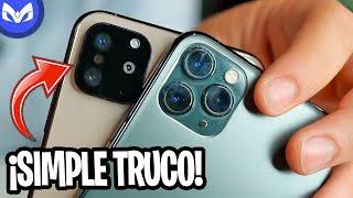 CONVIERTE TU iPHone XS en iPhone 11 Pro - TRUCO