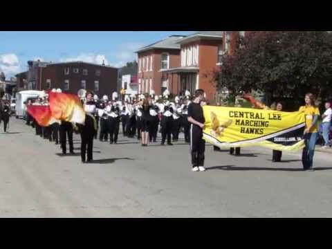 Central Lee High School Band